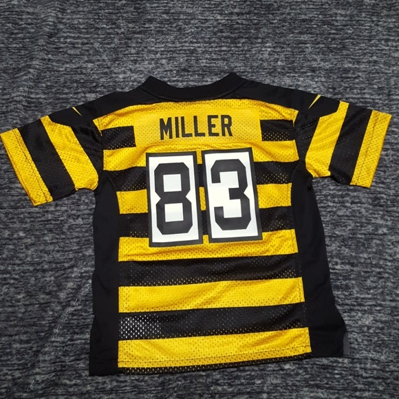 9e5982392d1 STEELERS RETRO 83 HEATH MILLER JERSEY BEE NIKE NFL.  M_5b667755c9bf50e66dd1bed9